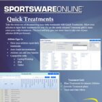 sportsware quick treatments tool